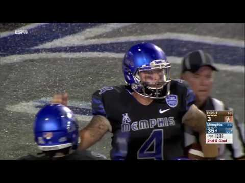 Memphis Football: Tigers Score 77 Points on Bowling Green