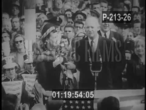 Eisenhower Has a Heart Attack 1955