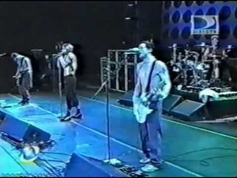Red Hot Chili Peppers - Rock In Rio (2001)