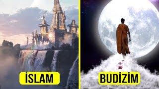 Tüm Dinlere Göre Cennet Nasıl Bir Yer ? Benzerlikler ve Farklılıkları.