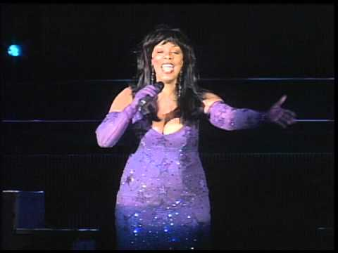 DONNA SUMMER Dim All The Lights 2008 LiVe