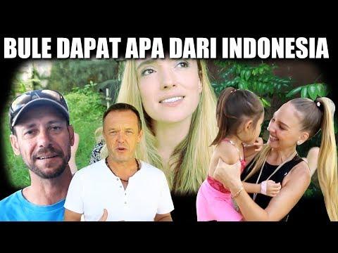 Bule dapat apa dari Indonesia (I ask bules)