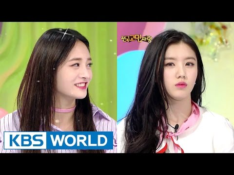 Hello Counselor - Park Doolseon, Kyulkyung, Siyeon [ENG/THAI/2017.04.10]