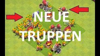 ZWEI NEUE TRUPPEN | Clash of Clans #029 | Deutsch
