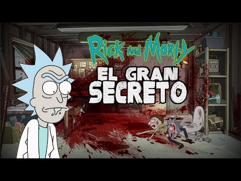 Thumbnail: ¿Cuál es el crimen que cometió Rick? - El Gran Secreto de Rick And Morty | MarooStation