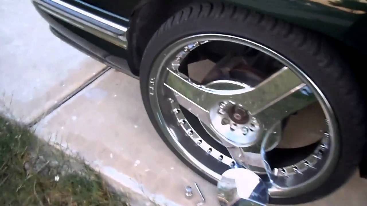 22 inch blades for sale!!! - YouTube