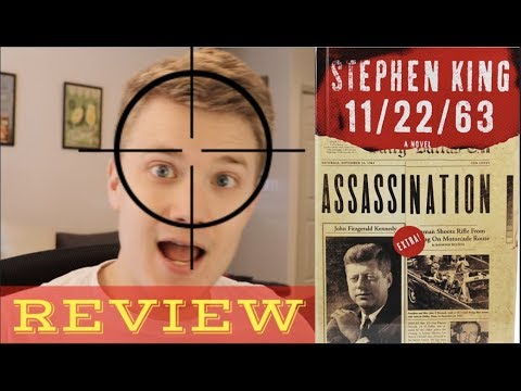 11/22/63 By Stephen King Review