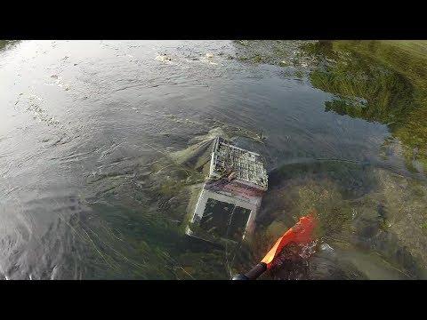 Kayak Fishing - Pinhook Creek - Huntsville AL
