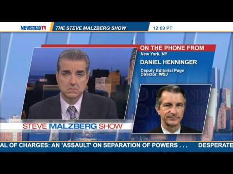 "Malzberg | Daniel Henninger  to discuss his column, ""Ferguson, USA"""