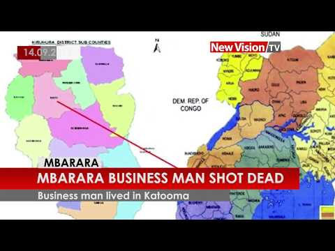 Stories making headlines  in Mbarara district