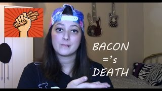 Bacon Causes Cancer Rant