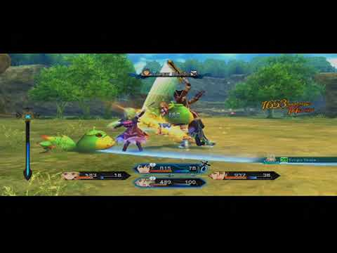 Lets Play Tales Of Xillia Part 14 To The Big City Back To The Maps