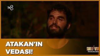 Atakan Adaya Veda Etti  - Survivor Panorama 90. Bölüm