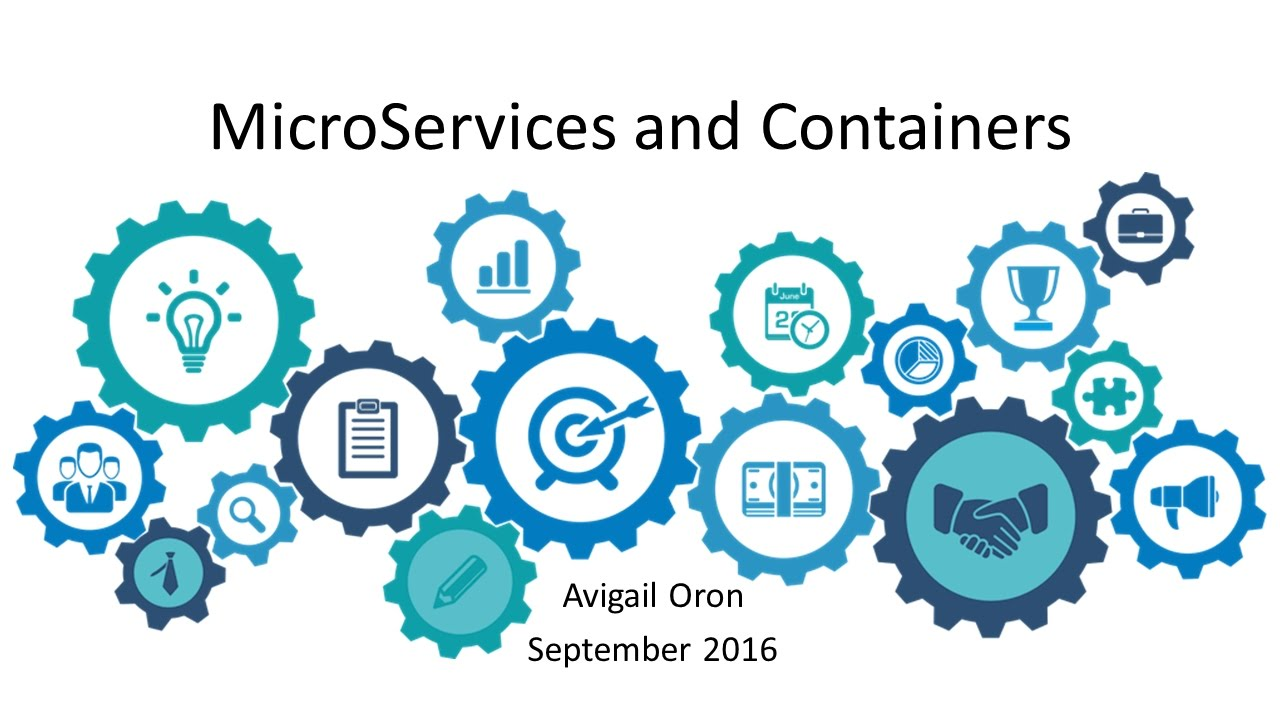 microservices and containers youtube