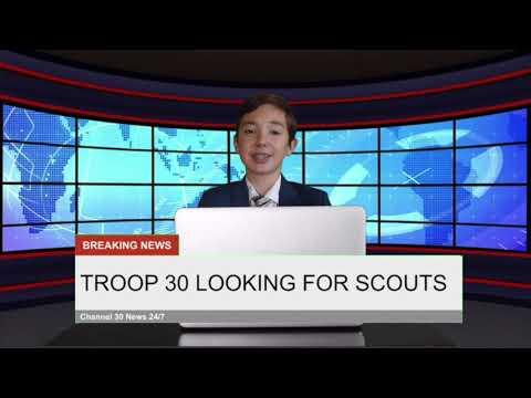 Recruiting Video T30 Scout