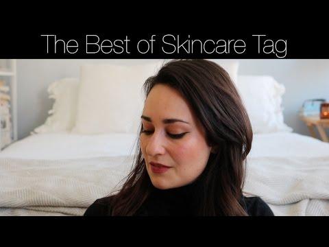 The Best of Skincare Tag | L'amour et la Musique