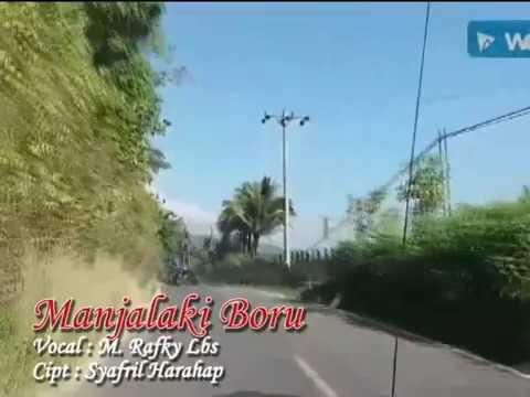 Lagu Tapsel Manjalaki Boru - Voc M. Rafky Lbs
