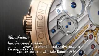 Orologi Clifton Baume & Mercier, Orologi Automatici di Lusso, Orologio da uomo automatico