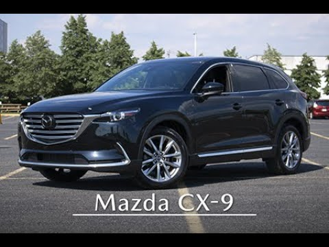 Longueuil Mazda The 2020 Cx 9 Gt