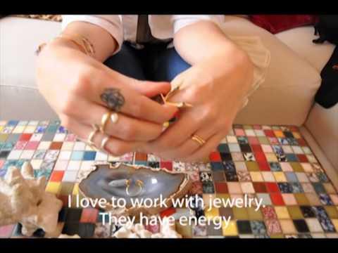 BeINterview with Spanish jewelry designer Mava Haze #BeInspired