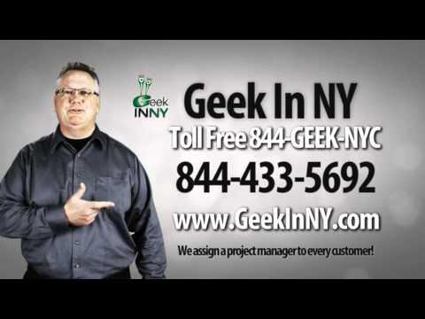 Geek In NY - Programmer in NY New-York