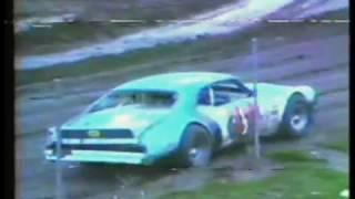 Vintage -Open Comp  1982 Super modified heat race