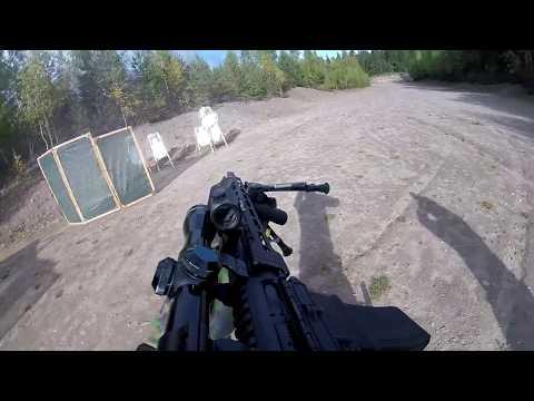 VaresCup 3 SRA (finnish 3-gun) Daniel Defense DDM4 V7 Pro | CZ Shadow 2 | Benelli M2