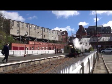Isle of Man Steam Railway & Laxey Wheel