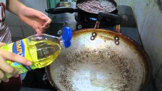 Pham Ngoc Anh cooking show 14