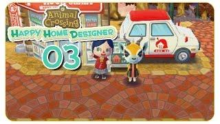 Wir werben einen Kunden #03 Animal Crossing: Happy Home Designer - Let