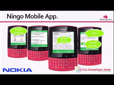 Mobile Java App Innovation in Nigeria