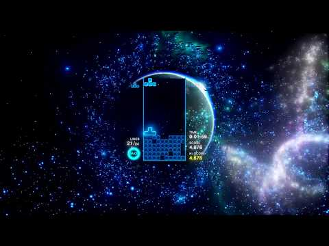Tetris Effect b roll