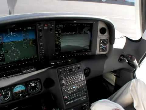 Cirrus G3 Evs Infrared Vision System Youtube