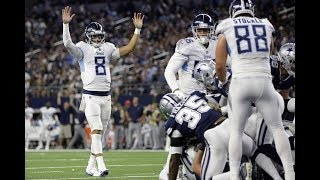 Dallas Cowboys Film Session || What Went Wrong vs The Titans
