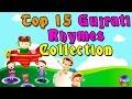 Top 15 Gujarati Rhymes Collection | Gujarati Rhymes For Children | Gujarati Rhymes 2016 video