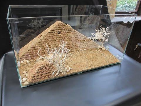 Bauanleitung YtongPyramide Ameisennest, das etwas andere Nest