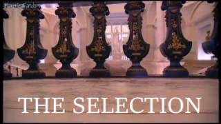 The Selection Movie opening credits.