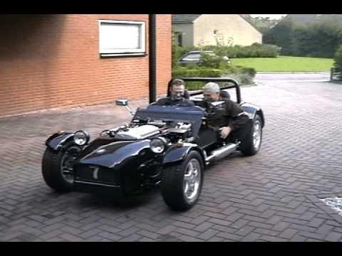 sylva striker kit car 1st test drive high quality youtube