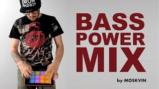 Drum Pads 24 Bass Power Mix By Moskvin