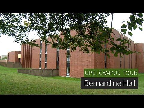 Bernardine Hall - UPEI Campus Tour