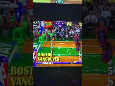NBA Jam Arcade1Up Alien from GetTewDuhChoppa