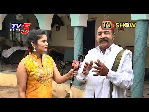 Senior Actor Vijaykumar With TV Show | Telugu News | TV5 News