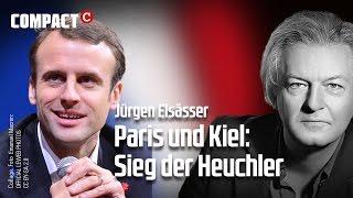 Kiel und Paris: Sieg der Heuchler. Elsässer zum Wahlausgang