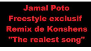 Jamal Remix Konshens  the realest song.wmv