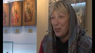 Екатерина Васильева в гостях у музея