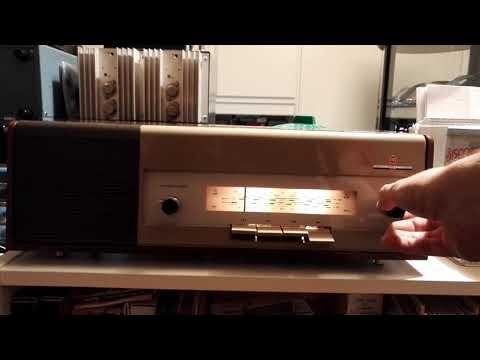 CGE RV-355 (1966) - AFC su una radio valvolare italiana