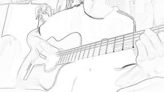 Đêm nằm mơ phố guitar cover_kun99