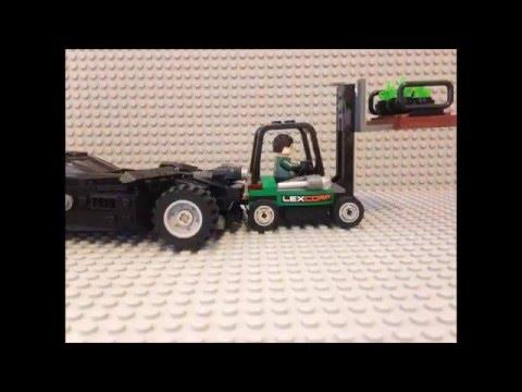 Lego Batman: LEXCORP Infiltration