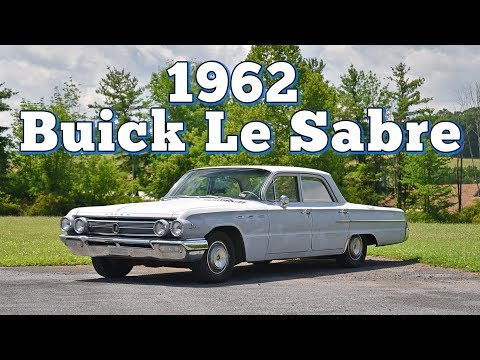 1962 Buick LeSabre: Regular Car Reviews
