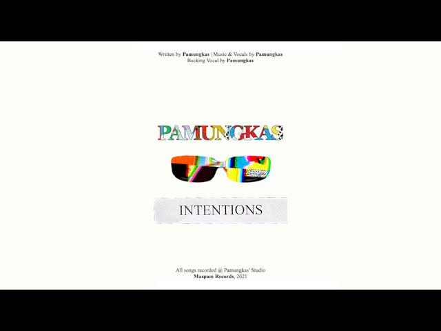 Pamungkas - Intentions (Official Lyrics Video)